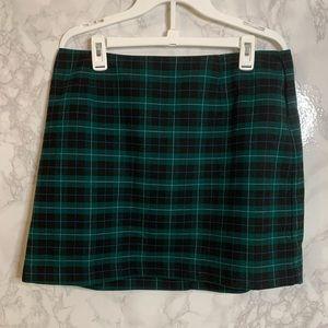 Old Navy Women's Flannel Skirt